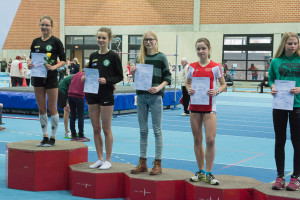 Landesmeisterschaften Hannover Halle Josina Papenfuß