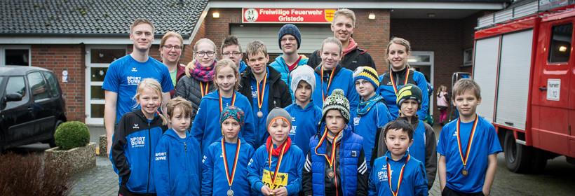 Kreismeisterschaften Crosslauf Gristede