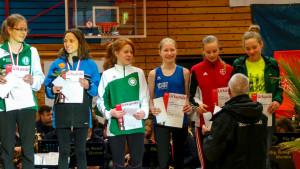 Deutsche Meisterschaften Crosslauf Leichtathletik