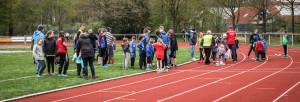 TSG Westerstede Leichtathletik Saisoneröffnung Ammerland