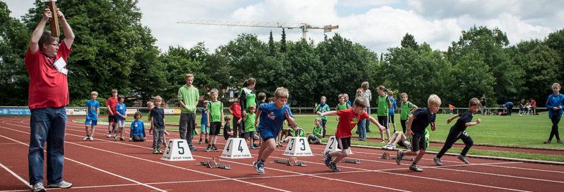 Leichtathletik Kreismeisterschaften Westerstede