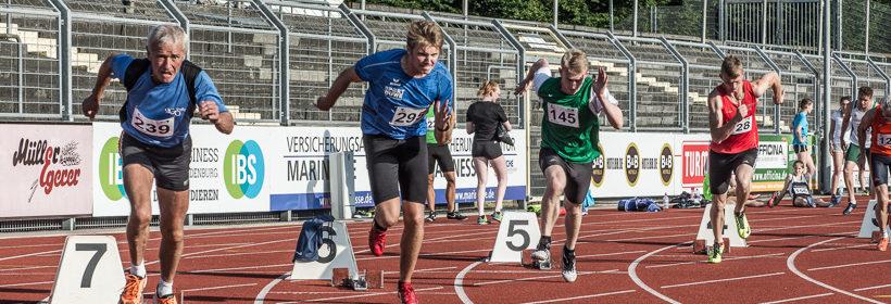TSG Westerstede Leichtathletik 1. Abendsportfest 2016