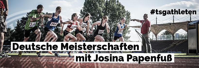 Josina Papenfuß Deutsche Meisterschaften Leichtathletik