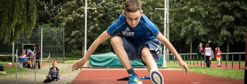 Leichtathletik Kreismeisterschaften Mehrkampf