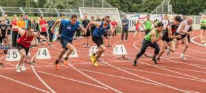 Leichtathletik 2. Abendsportfest Oldenburg