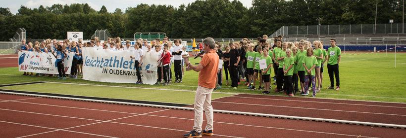 Leichtathletik Kreisvergleich Ammerland-Friesland