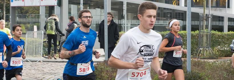 TSG Athleten beim Oldenburg Marathon